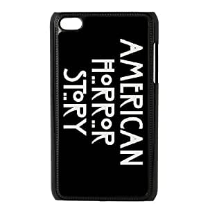 American Horror Story DIY Cover Case with Hard Shell Protection for Ipod Touch 4 Case lxa#276119