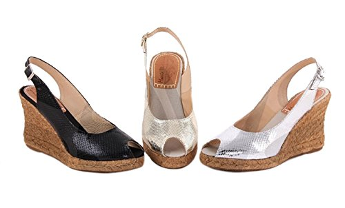 Maria Victoria - 16021 - Zapato Señora Plata