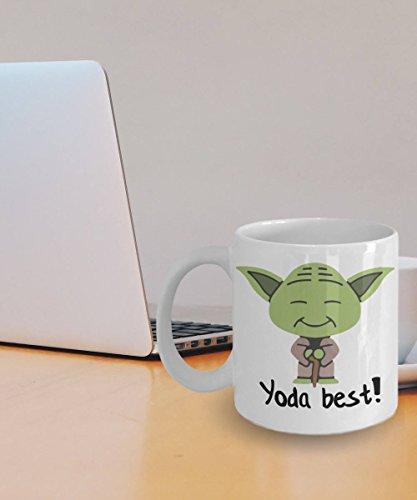 Yoda Mug, Friend Mug, Yoda Gifts, Yoda Collectors, Star Wars Mug, Yoda Best Pun Mug, Funny Star Wars Gift, Coffee Mug, Ceramic Mug, 11oz 15oz]()