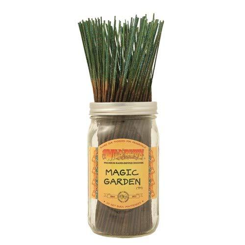 【税込】 Magic Garden - 100 Wildberry Incense Sticks Sticks by Wildberry B001CED7AI 100 [並行輸入品] B001CED7AI, サイトシ:8b314c72 --- egreensolutions.ca