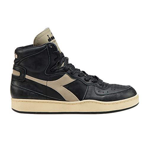 Mi Heritage Used Nero 40 Sneaker Unisex Scarpa Basket Diadora pqI7q