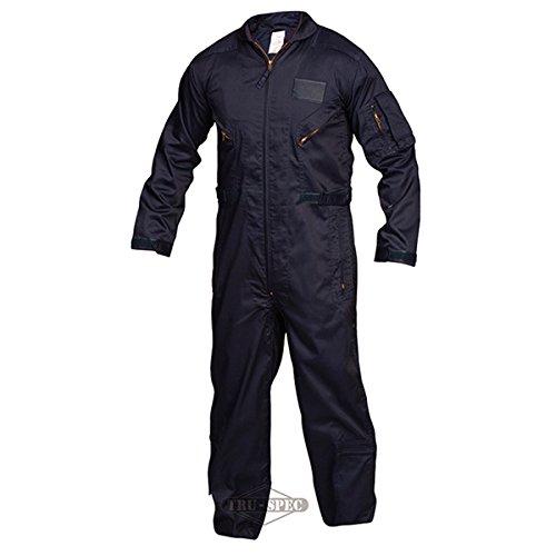 TRU-SPEC 2651026 27-P Basic Flight Suit, X-Large Long, Navy