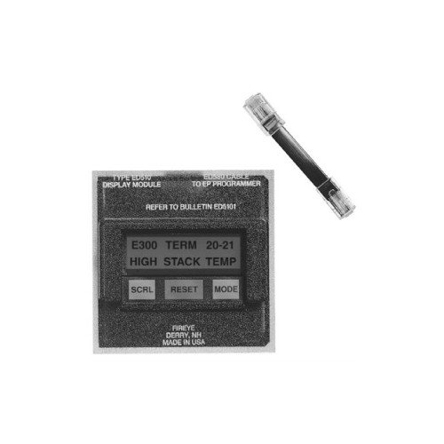 Fireye Inc. Remote Display Mtg Kit 4'Cable by fireye