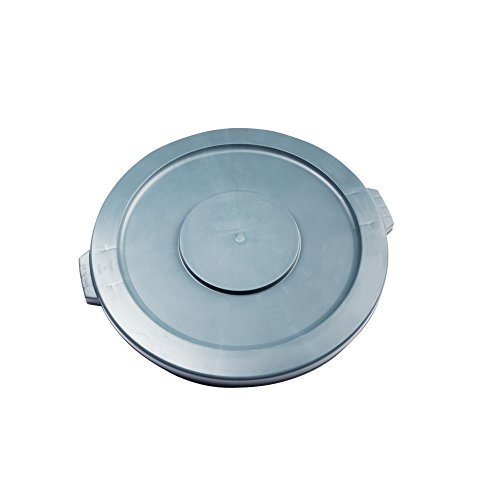 Products Round Brute Container Lid, Gray