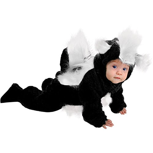 Infant Baby Skunk Halloween Costume (6-18 Months) -
