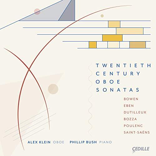 (Alex Klein: 20th Century Oboe Sonatas)