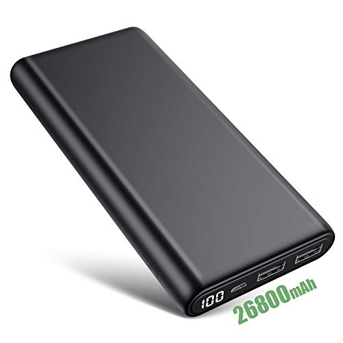 Best MP3 & MP4 Player Portable Power Banks