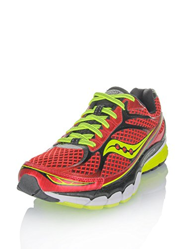 Hommes Rosso Saucony 7 Des Giallo Taille Rouge Tour Nero nf6qFX