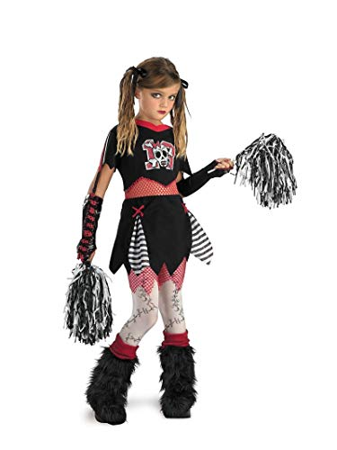 Goth Princess Costume (Cheerless Leader Child)