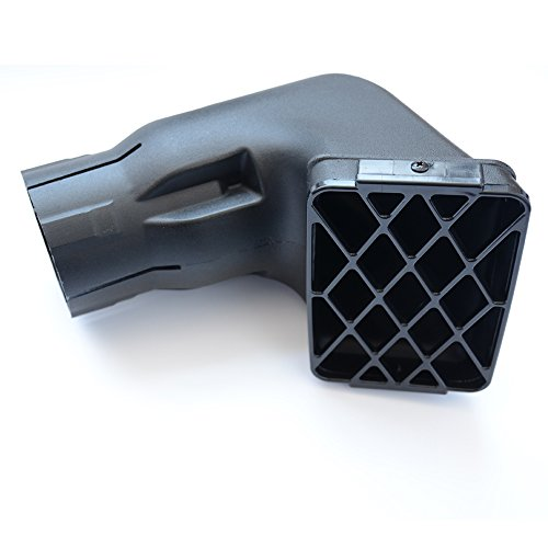 "Universal Fit Off Road Replacement Mudding Snorkel Head Air Intake Ram 3"" 4x4"