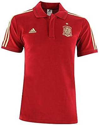 adidas - Polo De Hombre Selección Española De Fútbol 2014, Talla S ...