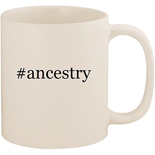 #ancestry - 11oz Ceramic Coffee Mug Cup, White