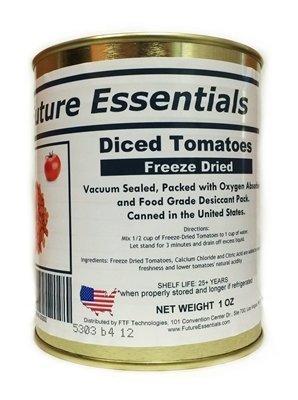 (Future Essentials Freeze Dried Diced)