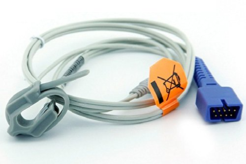 Amazon.com: Nellcor 9 Pin recién nacido infantil bebé Sensor ...