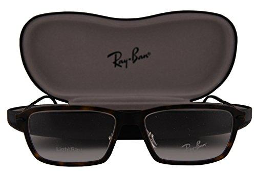 Price comparison product image Ray-Ban RX7038 Eyeglasses 53-16-135 Matte Havana 5200 RB7038 RX 7038 RB 7038