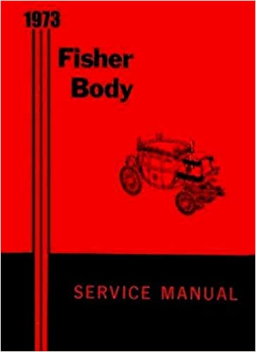 1973 fisher body service manual fisher body division amazon books fandeluxe Choice Image