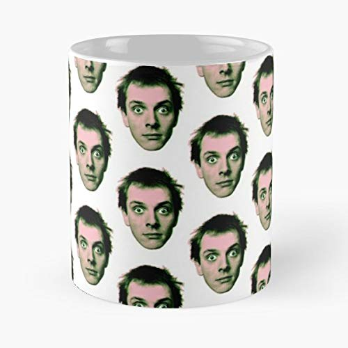 Rik Mayall Rick The Young Ones Kevin Turvey Funny Christmas Day Mug Gifts Ideas For Mom - Great Ceramic Coffee Tea Cup