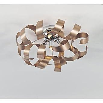 Plafonnier 4 Lampes Design Flox Market Set Amazon Fr Luminaires Et