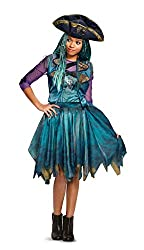 Disney Uma Classic Descendants 2 Costume, Teal, Large...