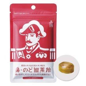 森下仁丹 鼻・のど甜茶飴