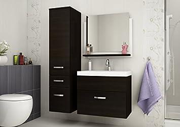 Doris – Juego de muebles modernos para cuarto de baño, con lavabo ...
