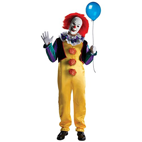 MyPartyShirt It Pennywise Adult Costume-Adult