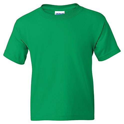 Gildan DryBlend Youth T-Shirt, Irish Green, ()