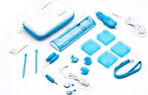 22-In-1 Deluxe Starter Kit - Blue/White for DSi