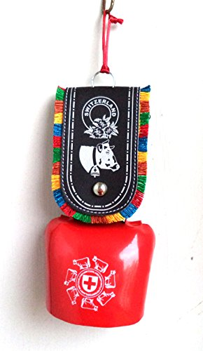 (Tej Gifts Swiss Cow Bell - size 5 - (20 X 10 X 5.5))