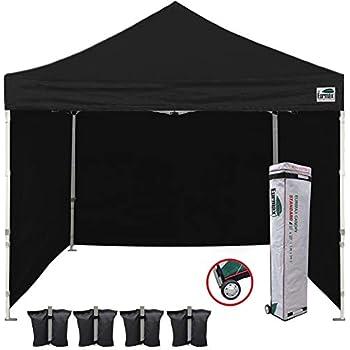 Amazon Com Eurmax 10 X10 Ez Pop Up Canopy Tent