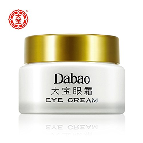 Dabao Eye Cream,Luxurious Moisture,Advanced Bright Eyes,Formulated with Jojoba Seed Oil,Squalane and Lanolin Extract,20g