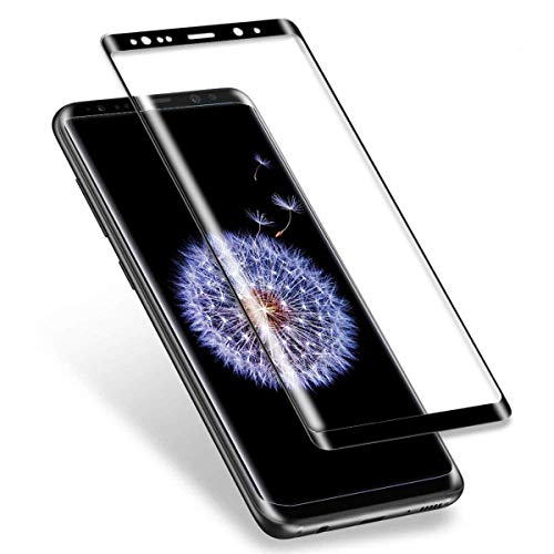 Samsung Galaxy Note 9 Screen Protector, (2-Pack) Tempered Glass Screen Protector [Force Resistant up to 11 pounds] [Full Screen Coverage] [Case Friendly] for Samsung Note 9 (Released in 2018) ...