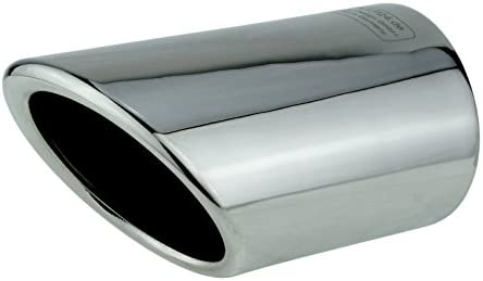 L P A296 2 Auspuffblenden Auspuffblende Chrom Edelstahl Spiegel Poliert Kompatibel Mit A4 B8 A5 8t Plug Play Endrohrblenden Endrohrblende Auspuff Blende Für 80mm Endrohre Auto