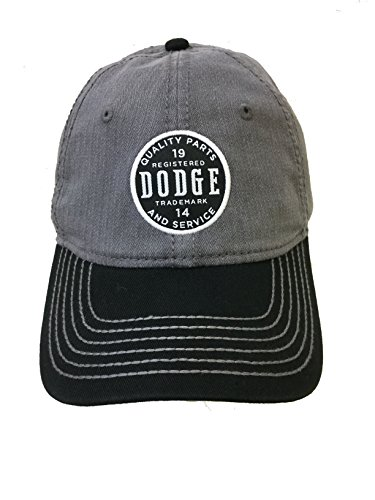Dodge - Circle Patch Hat 8 x - Dodge Brothers Car