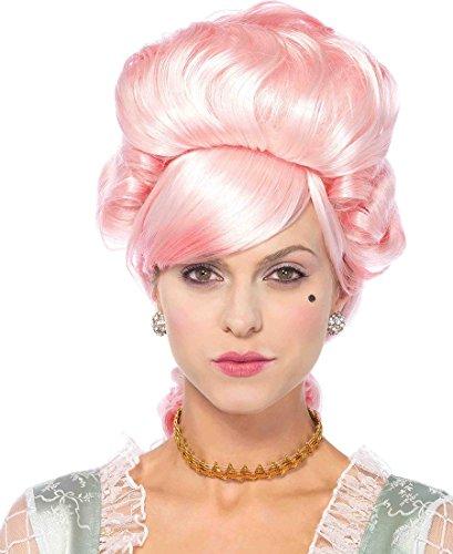 Leg Avenue Marie Antoinette Wig - Light Pink - One Size