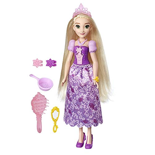 Adventures Rapunzel Doll - Disney Princess Rapunzel and Royal Adventure Accessories