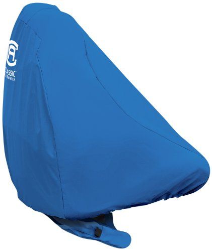Classic Accessories Always Ready Boat Seat Cover, Blue
