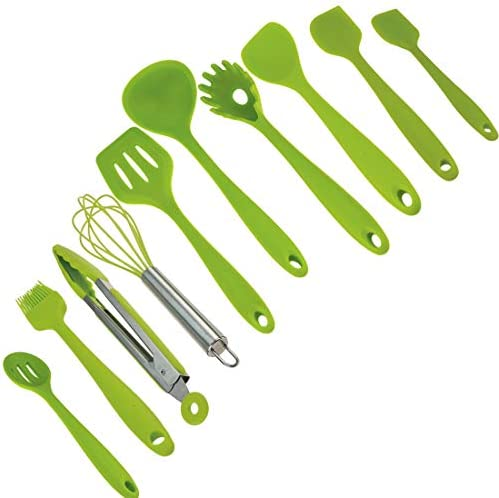 Silicone Utensils Heat Resistant Non Stick Kitchen product image