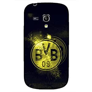 Famous Design FC VfB Stuttgart Theme Football Club Phone Case Cover For Samsung Galaxy S3mini 3D Plastic Phone Case