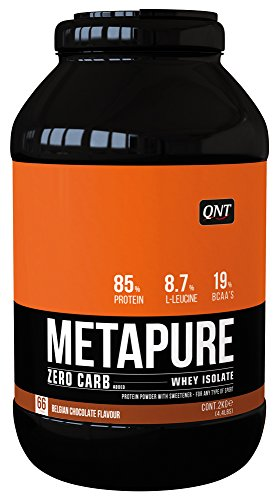QNT Metapure Zero Carb Chocolate 2000g by QNT