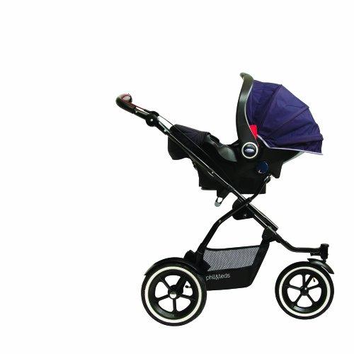 phil&teds Sport Stroller, Black