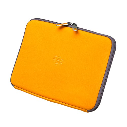 Research in Motion Fresh Orange Zip Sleeve for BlackBerry Playbook Tablet -