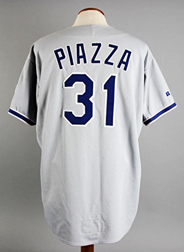 b3df70b8d6a 1996 Mike Piazza Game-Worn Jersey Dodgers - COA 100% Team - MLB Game Used  Jerseys