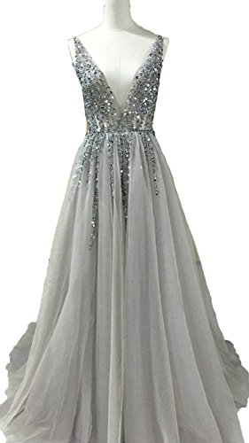 Evening Prom Party Formal Gown - 8