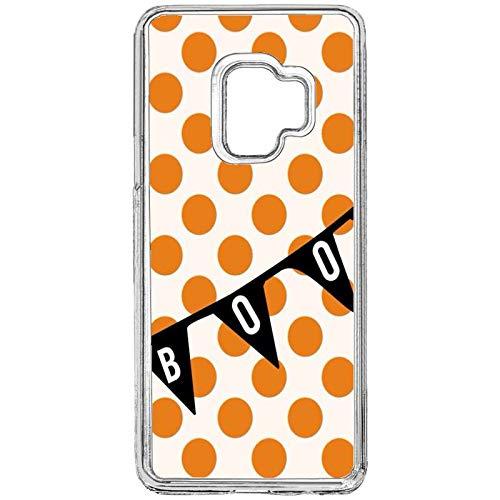 (Samsung Galaxy S9 Halloween Phone Case,Durable Protective Case Cover,Halloween Hard Plastic Fashion Hard Plastic Phone Case for Samsung Galaxy S9)