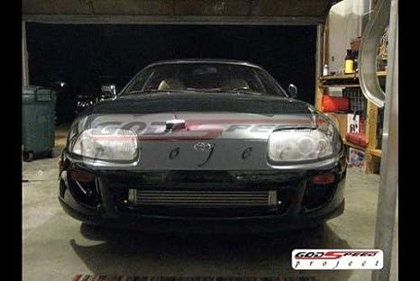 Amazon.com: 1993 1994 1995 1996 1997 1998 Toyota Supra 2JZGTE Intercooler Kit: Automotive