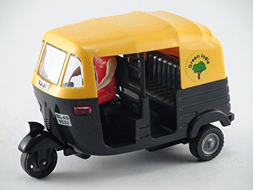 Indian Auto Rickshaw Toys Tuk Tuk Delhi Auto Transport