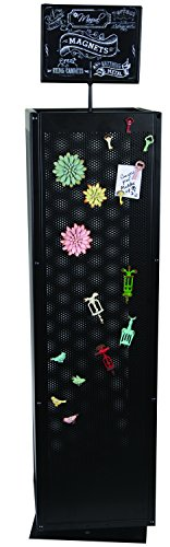 MW Magnet Display Rack Metal 42X17X17