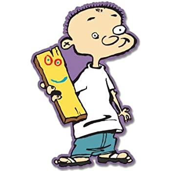 Amazon.com: Ed, Edd n Eddy - Jonny and Plank Vynil Car ...