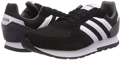 Black Grey para Ftwr Zapatillas Hombre White Five Grey Core White Core Ftwr de Black Running Five adidas 8k Negro z1nAqxq8